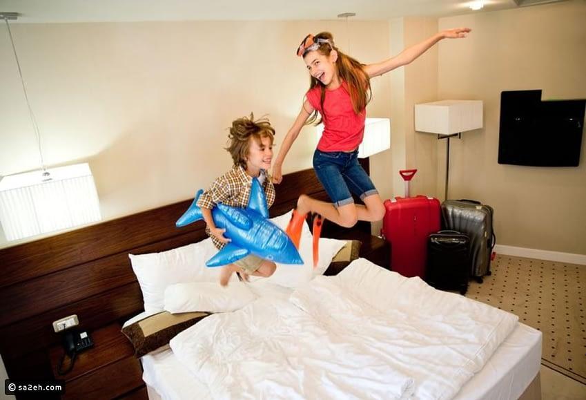 Παιδιά και ξενοδοχείο
