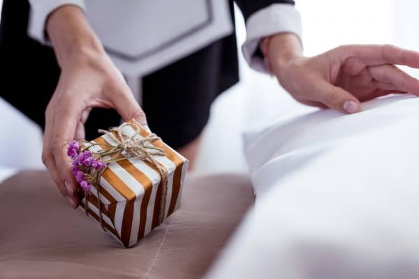 Δώρα ξενοδοχείου